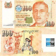 Legal Tender, 100 Dollar, The 100, Coins, Baseball Cards, World, Banknote, Ephemera, Stamps