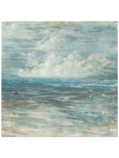 Sea Breeze Canvas Giclee