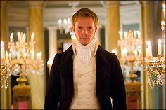 Rupert Penry-Jones as Captain Wentworth (PERSUASION).