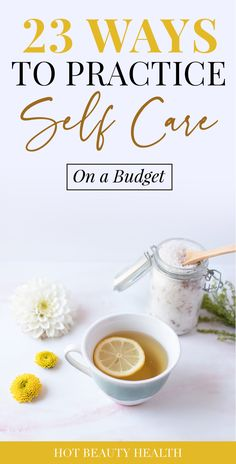 Some common self-care practices like pampering at salons and spas often come at a high cost. Here are some tips on practicing self care on a budget. Wellness Tips, Health And Wellness, Mental Health, Health And Fitness Tips, Health Tips, Digital Detox, Self Care Activities, Best Blogs, Self Care Routine
