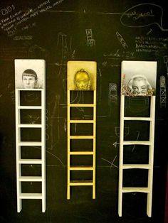 Ladders - Mario Soria