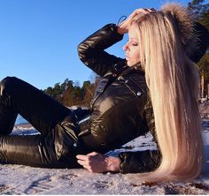 daddy's girl - black1   skisuit guy   Flickr