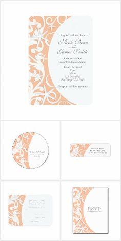 White Starfish Orange Coral Beach Wedding Suite