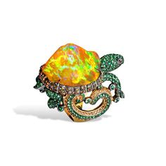 Rachael Taylor unearths our ongoing fascination with opal jewellery, and what sets Mexican, Ethiopian and Australian opals apart.