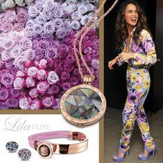 Mi Moneda purple/lilac