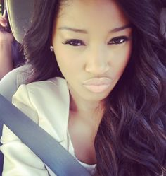 @KeKePalmer  Whatever.. She's one of my FAVORITE Tenderoni's..  She's talented, has her head on right.. She has definitely grown into a beautiful young lady. Who doesnt love her *fists up*