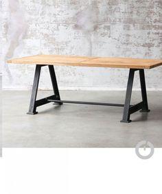Découvrez la gamme des tables industrielles