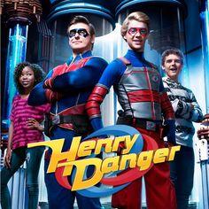 Danger Saturday's On Nickelodeon. Henry Danger Nickelodeon, Nickelodeon Girls, Nickelodeon Shows, Jason Norman, Henry Danger Jace Norman, Ravens Home Disney, Capitan Man, Jace Norman Snapchat, Ella Anderson