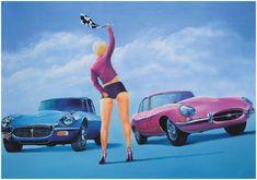 TANAJEWSKI.ART - CARS