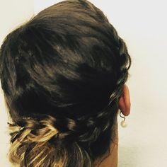 tolle Punkflechtfrisur. Folge mir auf Facebook Hairstyling Amandita Punk, Long Hair Styles, Facebook, Beauty, Styling Tips, Braided Hairstyle, Braid, Amazing, Tutorials