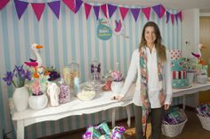 candy bar pampers!
