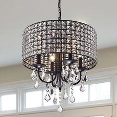 Found it at Joss & Main - Chione 4 Light Crystal Chandelier