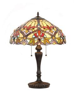 "CHLOE Lighting CH33352VR18-TL2 Table Lamp ""ByRON"""