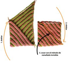 Diy Crafts Knitting, Free Knitting, Crochet Hat With Brim, Crochet Hats, Diy Crochet, Crochet Doilies, Stitch Patterns, Knitting Patterns, Sewing Collars