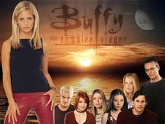 buffy the vampire slayer- all time favorite show!!!