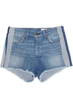 rag & bone - Marilyn Denim Shorts - Mid denim - 31