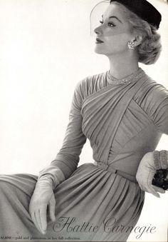 1950 : Evening Dress