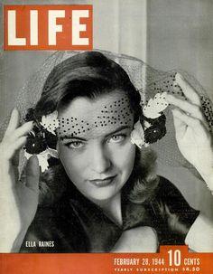 Ella Raines  (1944)