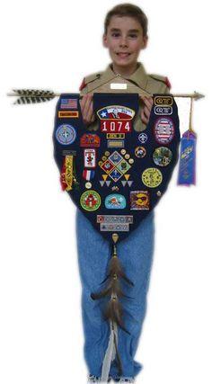 Cub Scout Ready-To-Go Arrow of Light - Arrow of Honor from Acorn Awards