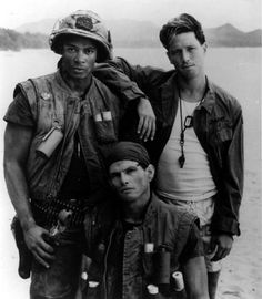 Sweetness, Boonie and Dodger (Bobby Hosea, Brian Wimmer, Jeff Kober)