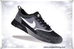 half off 43a87 3645f scarpe online prezzi bassi Nero   Bianco 599408-011A Nike Air Max Thea  Print negozio calzature