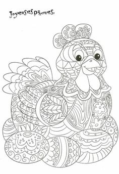 Home Decorating Style 2020 for Mandala Paques à Imprimer, you can see Mandala Paques à Imprimer and more pictures for Home Interior Designing 2020 at Coloriage Kids. Easter Coloring Pages, Animal Coloring Pages, Coloring Book Pages, Coloring Sheets, Easter Art, Easter Crafts, Zen Colors, Free Adult Coloring, Mandala Doodle