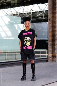 Streetstyle Aesthetic: London – Kay