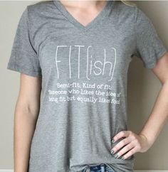 Are you FIT(ish)? More styles and colors available!