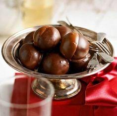 Chocolate like chestnuts