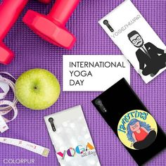 Breath in! Breath out!  Celebrate international yoga day with these awesome cases. #colorpur #yoga #fitness #yogaeverydamnday #fashion #fashionista #fashionblogger #fashionblog #fashionable #fashionstyle #ootd #ootdmagazine #ootdshare #style #styles #styleblogger #styleblog #streetstyle #streetwear #streetfashion#fashioninspo #styleinspiration #inspo #trend #trendy #trends #trending #trendalert #bangalore
