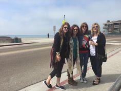 Buckaneer Beach Oceanside, Steph, Gia, Me , Kathi