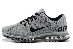 finest selection af17e bc53c Nike Air Max 2013 Men s Shoes Gray Black - Nike Air Max 2013 - FEATURED -  MEN