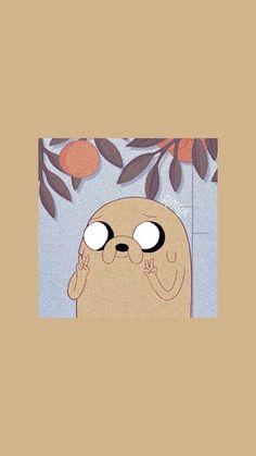Adventure Time Tattoo, Jake Adventure Time, Adventure Time Characters, Cartoon Wallpaper Iphone, Homescreen Wallpaper, Cute Cartoon Wallpapers, Animes Wallpapers, Cute Pastel Wallpaper, Cute Disney Wallpaper