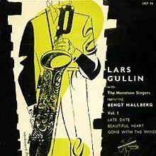 Sweden 1950s - The EP albums- 1954 Design: Stig Söderqvist