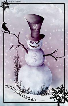 Merry Christmas, Dark Christmas, Christmas Makes, Christmas In July, Christmas Music, Halloween Christmas, Happy Halloween, Halloween Art, Creepy