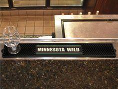 Minnesota Wild Drink Mat