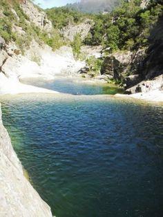 Corsica - Cascades et Canyons - Travu - Commune : Chisa.(Travo).(Corse du Sud)