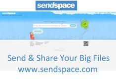 SendSpace - Send & Share Your Big Files | SendSpace.com - TrendEbook