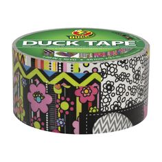 Printed Duck Tape® Brand Duct Tape - Mash Up, 1.88 in. x 10 yd. | Duck® Brand
