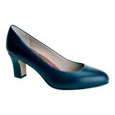 Women's Ros Hommerson Valeda Pump Navy Nappa (US Women's 6 SS (Extra Narrow))