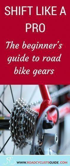 Road Bike Gears How To Change Gear On A Road Bike