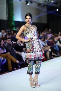 House Of Kamiar Rokni 'Alchemy' Collection At Pfdc L'oréal Paris Bridal Week - Pakistani fashion dresses - Fashion in Pakistan | Maram Fashions