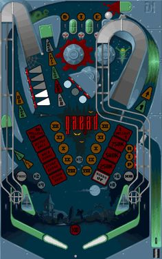 Pinball Dreams, Amiga game developed by Digital Illusions CE.  I loved these and also playd Pinball Fantasies and Pinball Illusions.