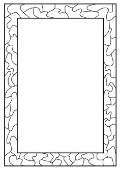 Full page borders - print out a wide range of free page borders and lesson ideas.