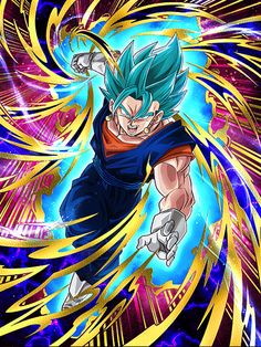 Blue Vegetto