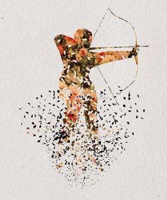 Hunger Games, Katniss