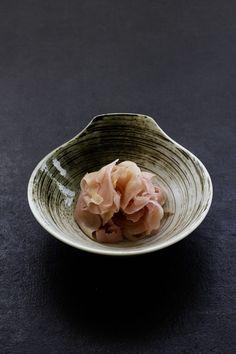 Pickled Ginger //Manbo