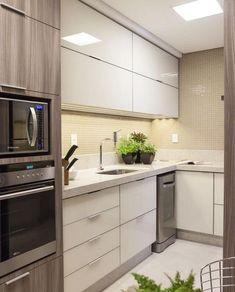 Interior design of kitchen // Максим Фёдоров