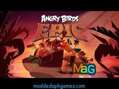Angry Birds Epic Mod Apk + Data (Unlimited Gold/Gems) Download