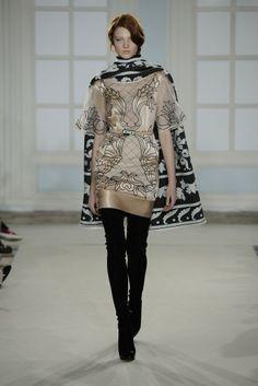 Temperley London RTW Fall 2014  London Fashion Week